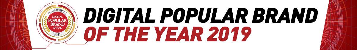 Indonesia Digital Popular Brand 2019